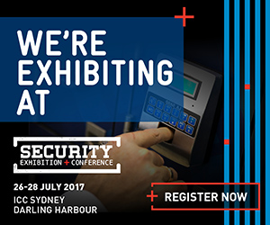 Security Exhibition 2017 - 26-28 July